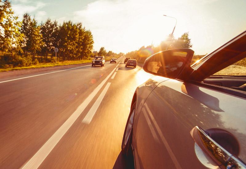 Οι 10 κανόνες της ασφαλούς οδήγησης!